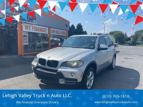 2009 BMW X5 for sale at Lehigh Valley Truck n Auto LLC. in Schnecksville PA