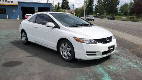 2009 Honda Civic for sale at Good Guys Used Cars Llc in East Olympia WA