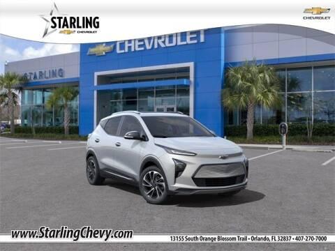 2022 Chevrolet Bolt EUV for sale at Pedro @ Starling Chevrolet in Orlando FL