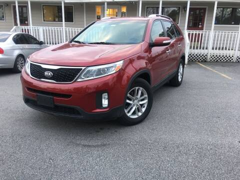 2014 Kia Sorento for sale at Georgia Car Shop in Marietta GA