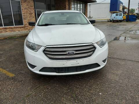 2013 Ford Taurus for sale at Best Auto Sales in Baton Rouge LA