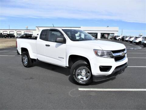 2018 Chevrolet Colorado for sale at Auto Gallery Chevrolet in Commerce GA