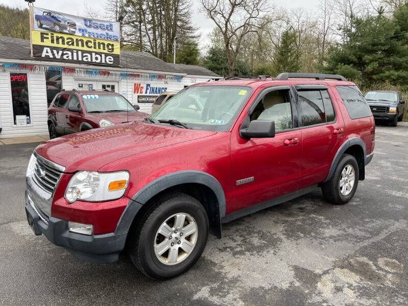 2007 Ford Explorer for sale at INTERNATIONAL AUTO SALES LLC in Latrobe PA