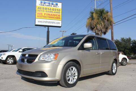 2014 Dodge Grand Caravan for sale at Flash Auto Sales in Garland TX