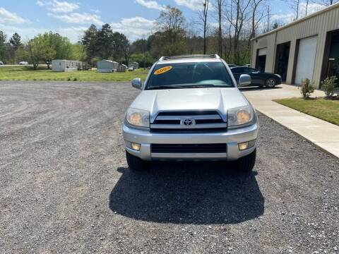 2003 Toyota 4Runner for sale at B & B AUTO SALES INC in Odenville AL