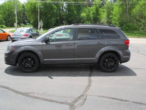 2014 Dodge Journey for sale at Plainfield Auto Sales, LLC in Plainfield WI