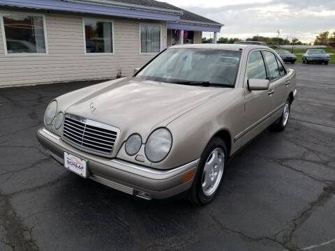 1997 Mercedes-Benz E-Class for sale at Larry Schaaf Auto Sales in Saint Marys OH