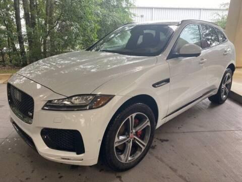 2017 Jaguar F-PACE for sale at JOE BULLARD USED CARS in Mobile AL
