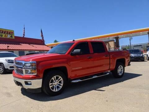 2014 Chevrolet Silverado 1500 for sale at CarZoneUSA in West Monroe LA