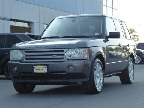 2006 Land Rover Range Rover for sale at Loudoun Motor Cars in Chantilly VA