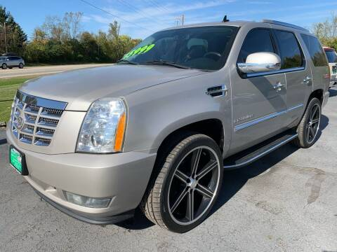 2009 Cadillac Escalade for sale at FREDDY'S BIG LOT in Delaware OH
