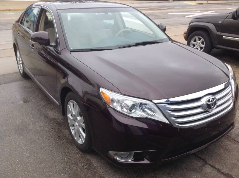 2011 Toyota Avalon for sale at Sindic Motors in Waukesha WI