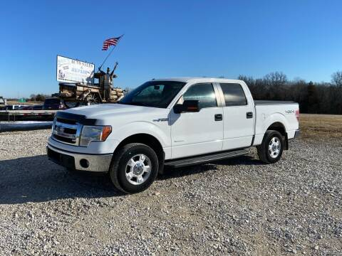 2013 Ford F-150 for sale at Ken's Auto Sales & Repairs in New Bloomfield MO