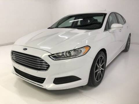 2016 Ford Fusion for sale at Curry's Cars Powered by Autohouse - AUTO HOUSE PHOENIX in Peoria AZ