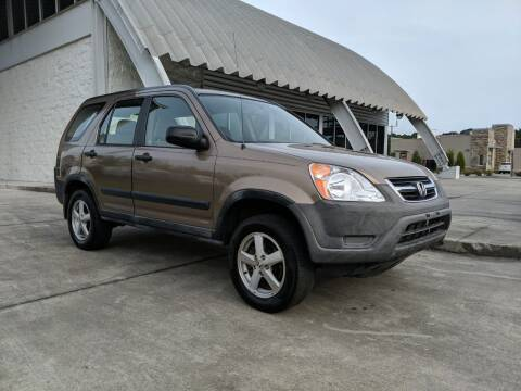 2002 Honda CR-V for sale at Middle Man Auto Sales in Savannah GA
