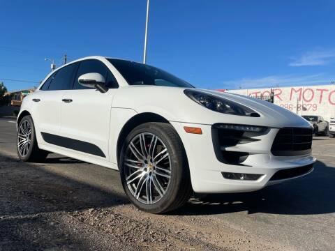 2017 Porsche Macan for sale at Boktor Motors in Las Vegas NV
