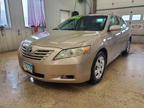 2007 Toyota Camry for sale at Sand's Auto Sales in Cambridge MN