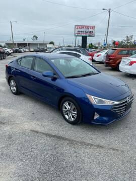 2020 Hyundai Elantra for sale at Jamrock Auto Sales of Panama City in Panama City FL
