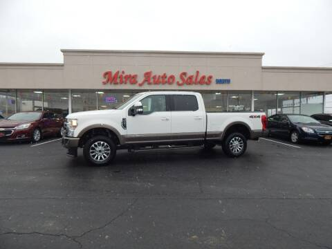 2020 Ford F-250 Super Duty for sale at Mira Auto Sales in Dayton OH
