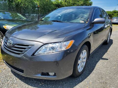 2009 Toyota Camry for sale at M & M Auto Brokers in Chantilly VA