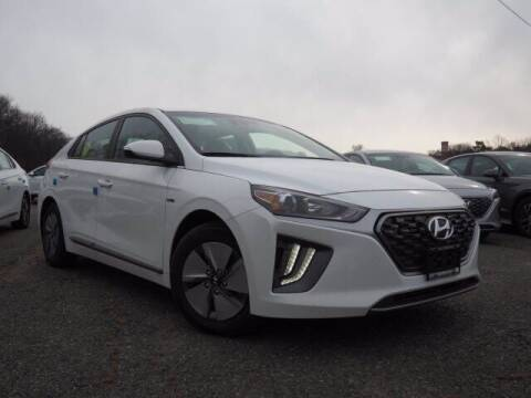 2020 Hyundai Ioniq Hybrid for sale at Mirak Hyundai in Arlington MA