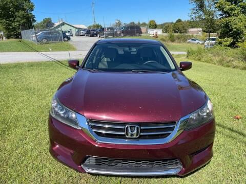 2015 Honda Accord for sale at SHAN MOTORS, INC. in Thomasville NC