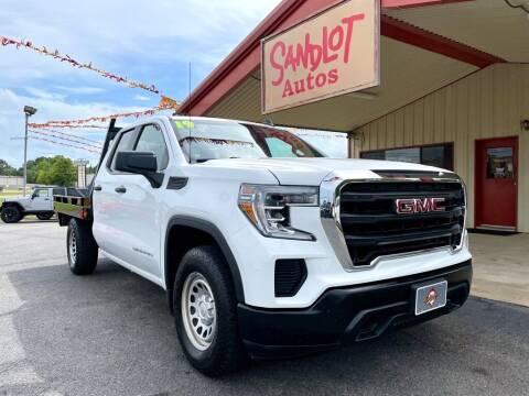 2019 GMC Sierra 1500 for sale at Sandlot Autos in Tyler TX