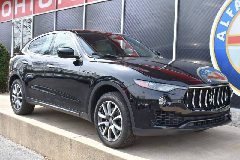 2017 Maserati Levante for sale at Alfa Romeo & Fiat of Strongsville in Strongsville OH
