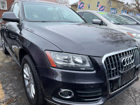 2014 Audi Q5 for sale at GRAND USED CARS  INC in Little Ferry NJ