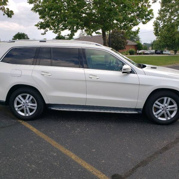 2013 Mercedes-Benz GL-Class for sale at G T Auto Group in Goodlettsville TN
