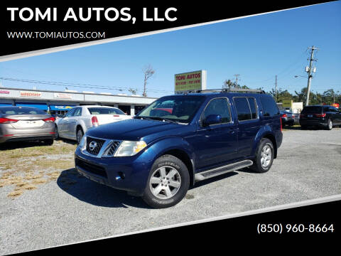 2008 Nissan Pathfinder for sale at TOMI AUTOS, LLC in Panama City FL