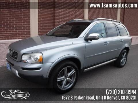 2011 Volvo XC90 for sale at SAM'S AUTOMOTIVE in Denver CO