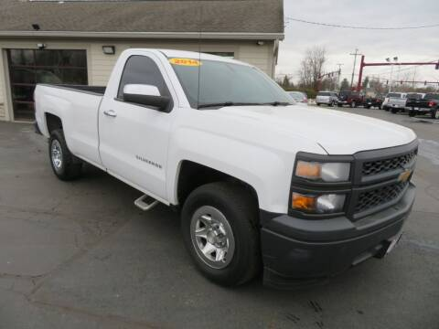 2014 Chevrolet Silverado 1500 for sale at Tri-County Pre-Owned Superstore in Reynoldsburg OH