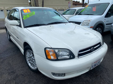 2001 Subaru Legacy for sale at North County Auto in Oceanside CA