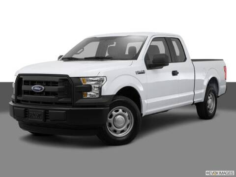 2015 Ford F-150 for sale at CAR MART in Union City TN