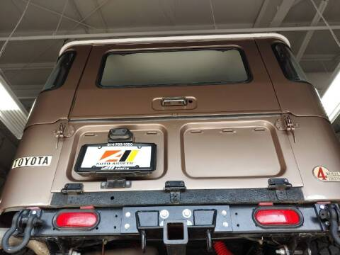 1967 Toyota Land Cruiser for sale at Auto Assets in Powell OH
