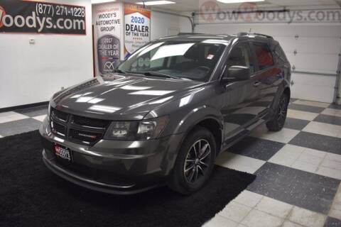 2017 Dodge Journey for sale at WOODY'S AUTOMOTIVE GROUP in Chillicothe MO