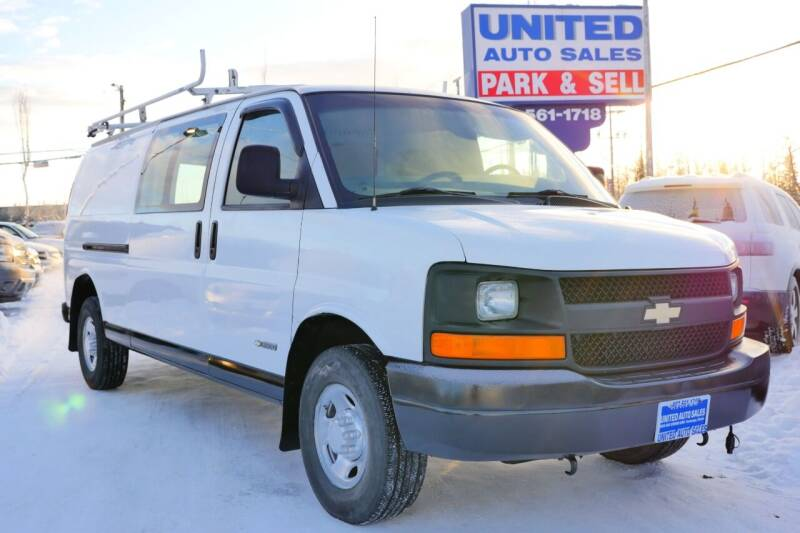 2005 Chevrolet Express Cargo for sale at United Auto Sales in Anchorage AK