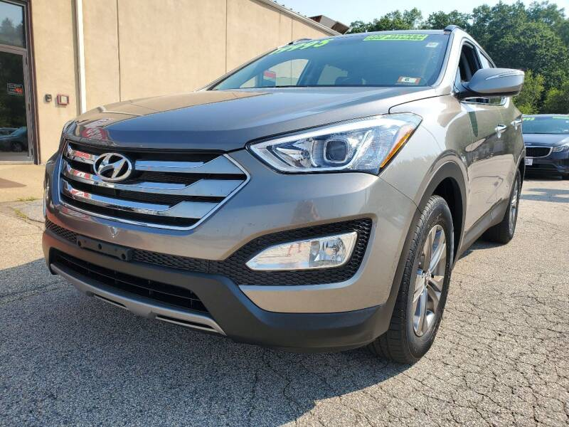 2014 Hyundai Santa Fe Sport for sale at Auto Wholesalers Of Hooksett in Hooksett NH