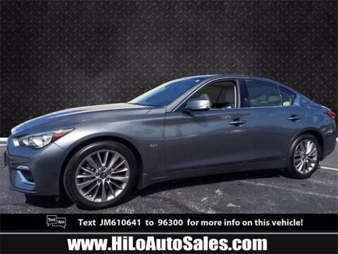 2018 Infiniti Q50 for sale at BuyFromAndy.com at Hi Lo Auto Sales in Frederick MD