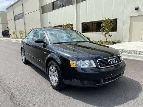 2003 Audi A4 for sale at Washington Auto Sales in Tacoma WA