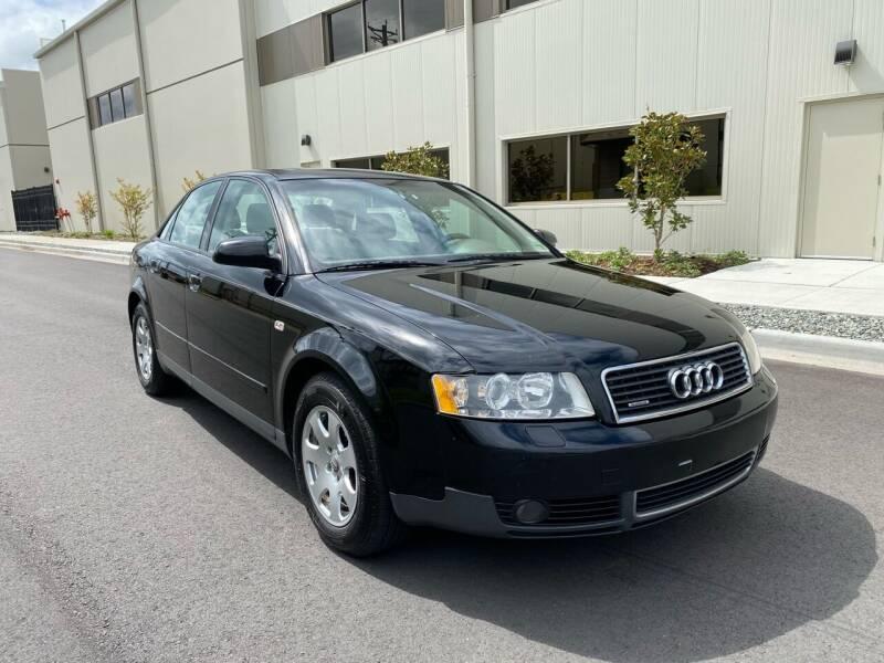 2003 Audi A4 for sale at Washington Auto Sales in Tacoma WA