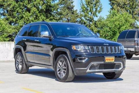 2020 Jeep Grand Cherokee for sale at Chevrolet Buick GMC of Puyallup in Puyallup WA