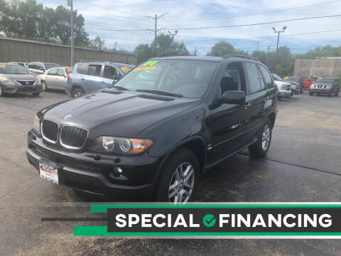 2004 BMW X5 for sale at Smart Buy Auto in Bradley IL