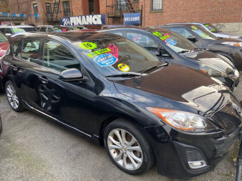 2010 Mazda MAZDA3 for sale at ARXONDAS MOTORS in Yonkers NY