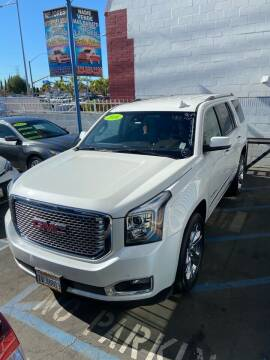 2016 GMC Yukon for sale at LA PLAYITA AUTO SALES INC - 3271 E. Firestone Blvd Lot in South Gate CA