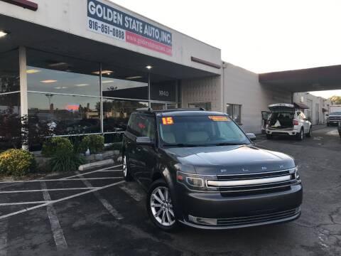 2015 Ford Flex for sale at Golden State Auto Inc. in Rancho Cordova CA