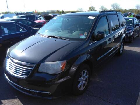 2012 Chrysler Town and Country for sale at MOUNT EDEN MOTORS INC in Bronx NY