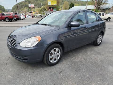 2011 Hyundai Accent for sale at MCMANUS AUTO SALES in Knoxville TN