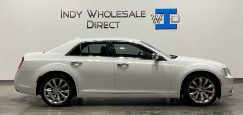 2018 Chrysler 300 for sale at Indy Wholesale Direct in Carmel IN